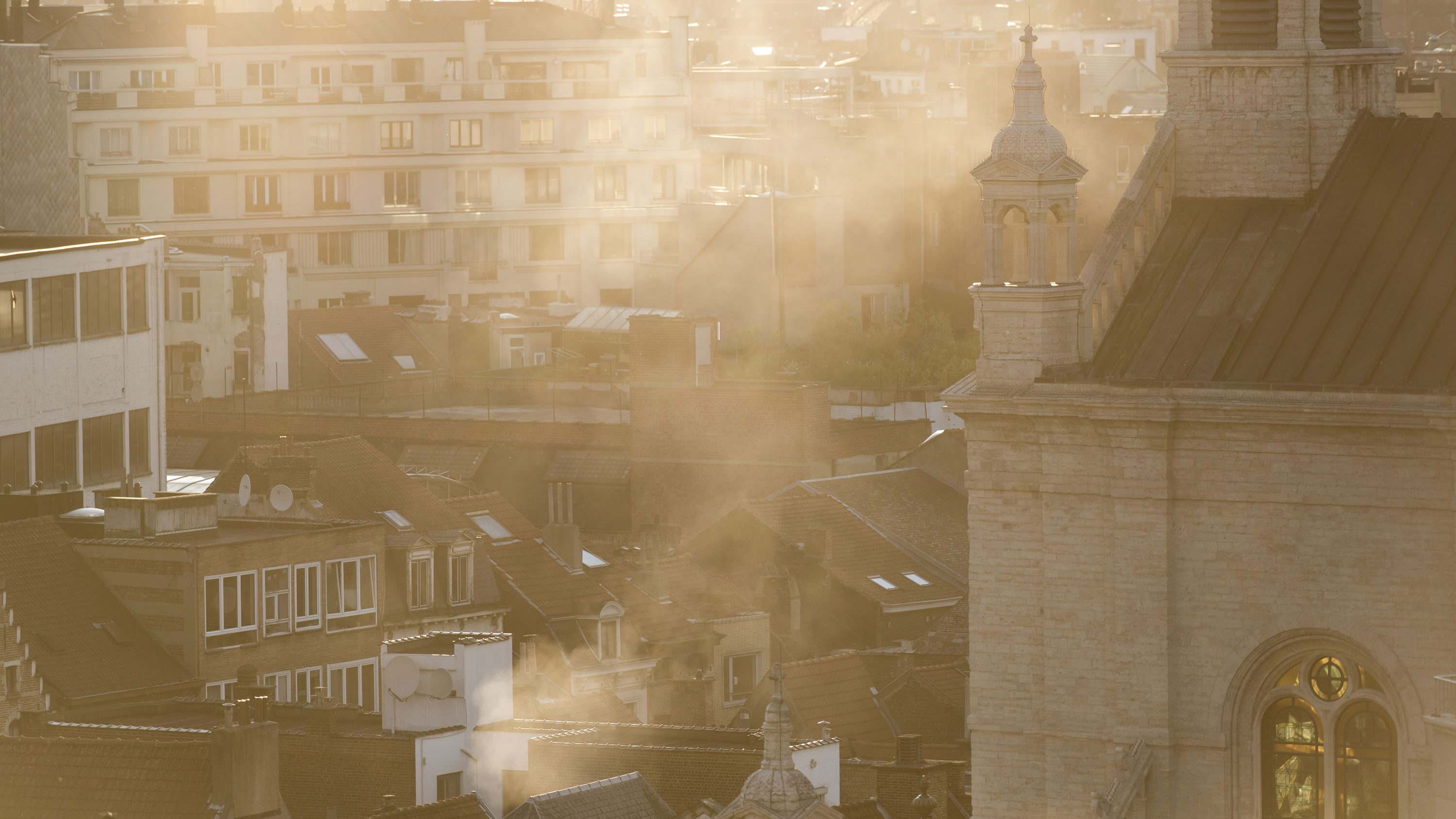 Home – 1 – rooftop Brussel