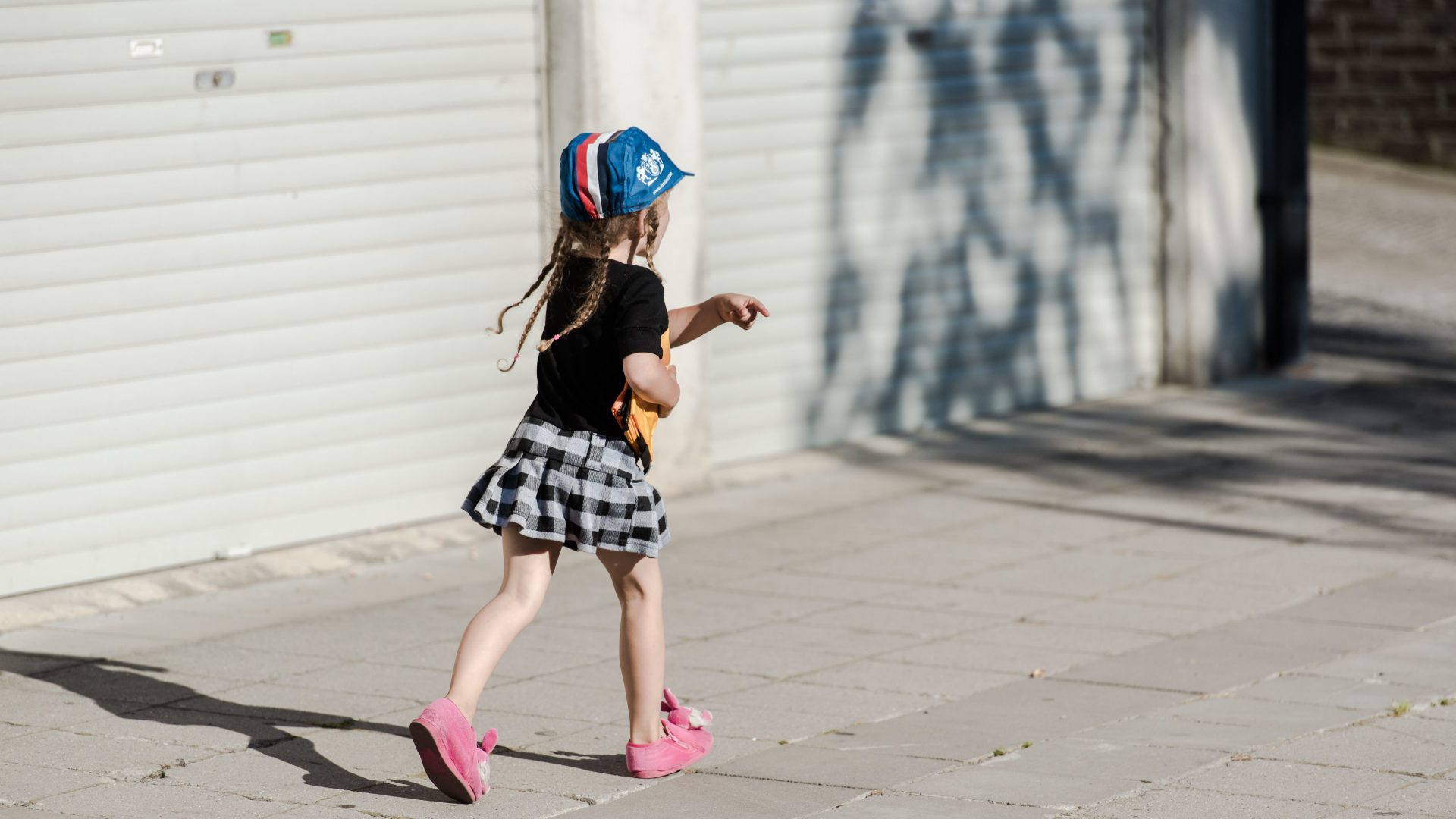 Home – 1 – lopend kind