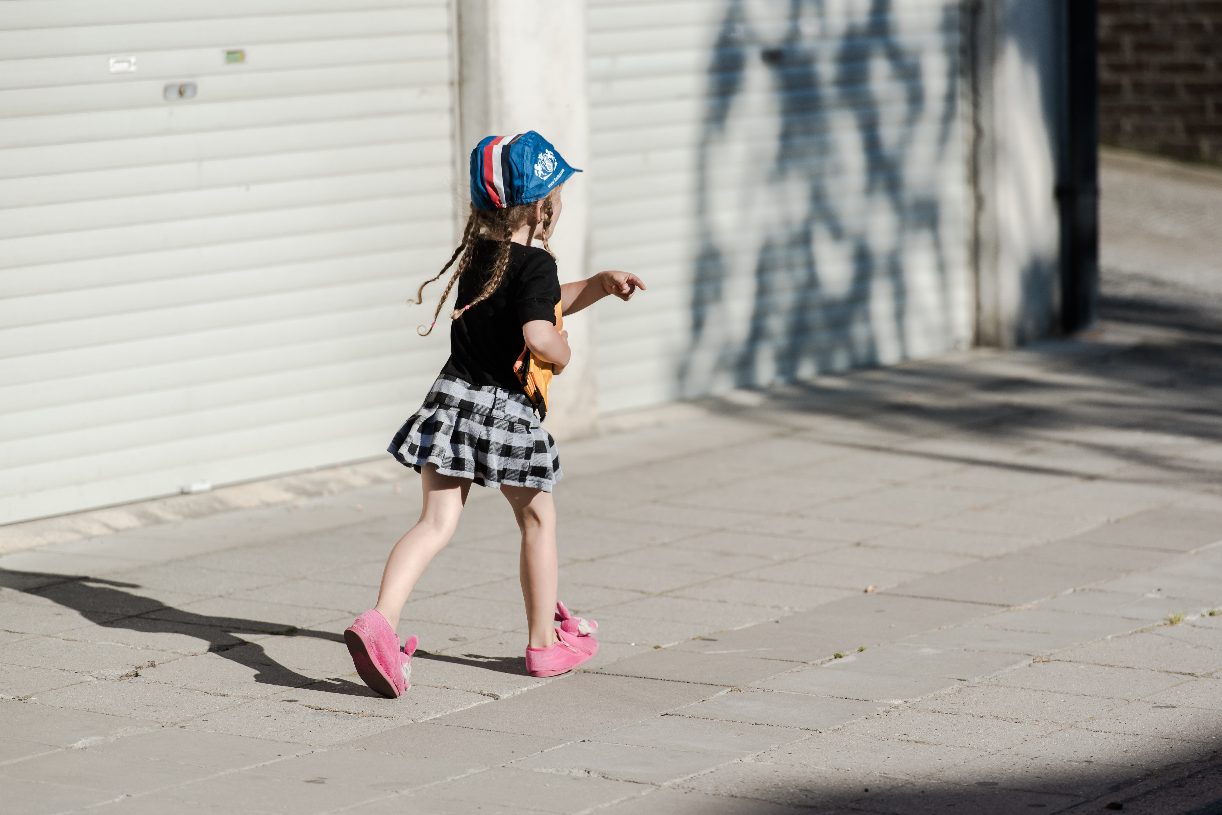 Home – 3 – lopend kind